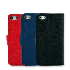CaseBuddy iPhone 5 Leather Clip Cover